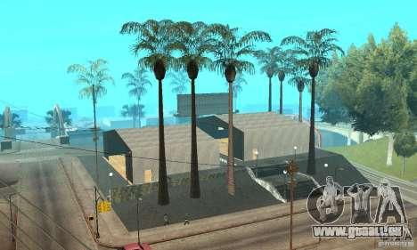 Basketball Court v6.0 für GTA San Andreas dritten Screenshot
