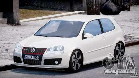 Volkswagen Golf GTI 2006 v1.0 pour GTA 4