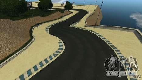Laguna Seca [HD] Retexture für GTA 4 Zehntel Screenshot