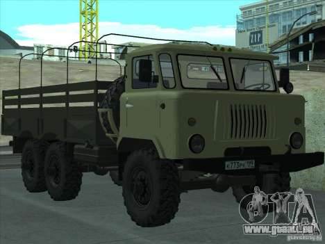 GAZ 34 pour GTA San Andreas