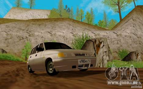 VAZ 2111 pour GTA San Andreas