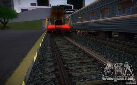 HD Schienen V 2.0 Final für GTA San Andreas