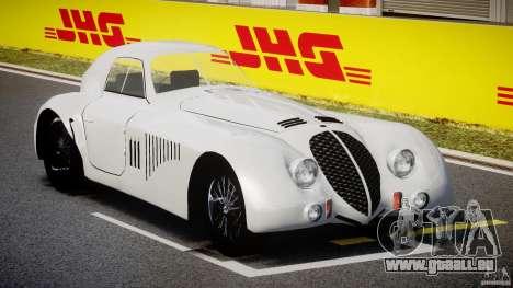 Alfa Romeo 2900B LeMans Speciale 1938 für GTA 4 rechte Ansicht