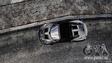 Opel Speedster Turbo pour GTA 4 est un droit