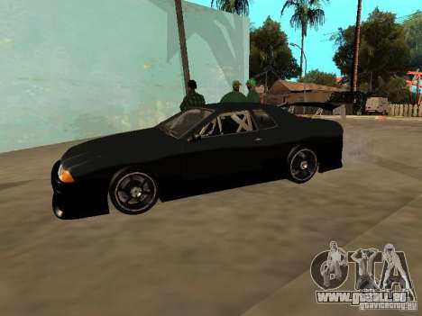 New Tuning Kits for Elegy für GTA San Andreas rechten Ansicht