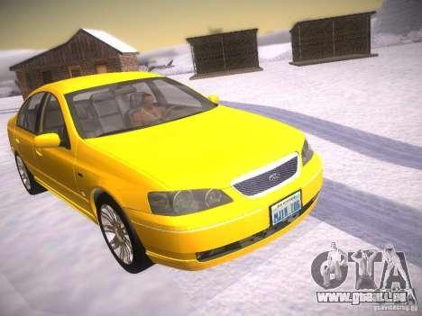 Ford Falcon für GTA San Andreas