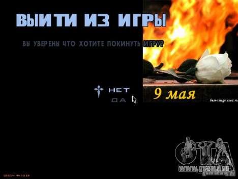 Écrans de chargement 9 mai pour GTA San Andreas septième écran