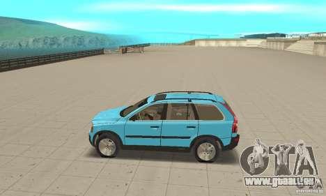Volvo XC90 für GTA San Andreas linke Ansicht