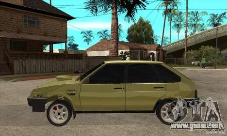VAZ 21093 für GTA San Andreas linke Ansicht