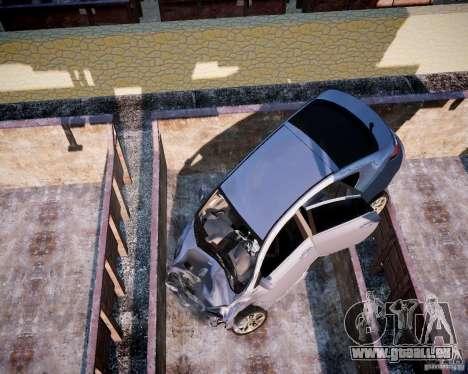 LC Crash Test Center pour GTA 4 dixièmes d'écran