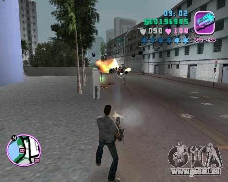 Graues shirt für GTA Vice City fünften Screenshot