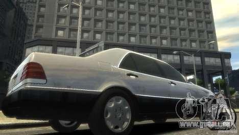 Mercedes-Benz 600SEL wheel1 tinted pour GTA 4 est un droit