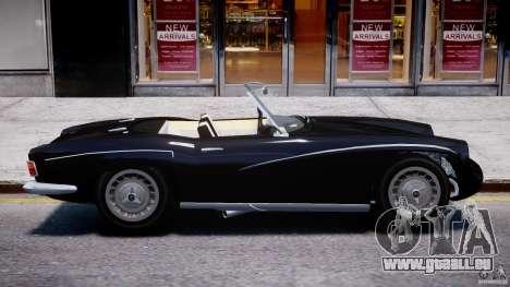 FSO Syrena Sport 1960 pour GTA 4 est une gauche