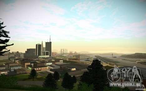 Timecyc pour GTA San Andreas quatrième écran