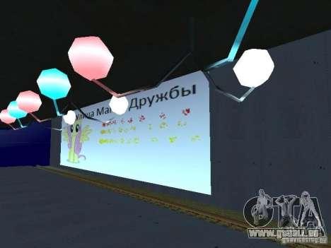 Greatland-Grèjtlènd v0.1 pour GTA San Andreas septième écran