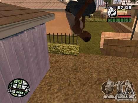 ACRO Style mod by ACID für GTA San Andreas her Screenshot