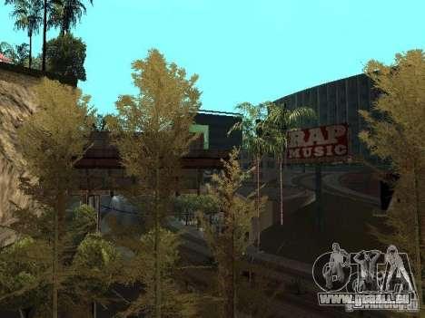 Rep trimestre v1 pour GTA San Andreas troisième écran