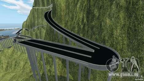 MG Downhill Map V1.0 [Beta] für GTA 4 fünften Screenshot