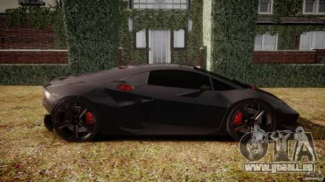 Lamborghini Sesto Elemento 2011 pour GTA 4 est une gauche