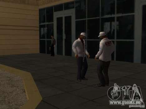 Oživlënie Krankenhäuser in Los Santos für GTA San Andreas siebten Screenshot
