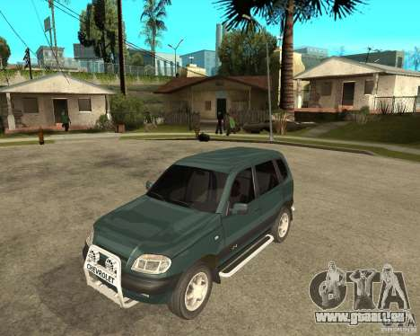 NIVA Chevrolet für GTA San Andreas