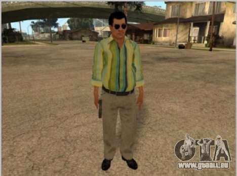 Skins La Cosa Nostra für GTA San Andreas dritten Screenshot