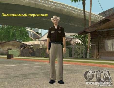 Landkreis für GTA San Andreas fünften Screenshot
