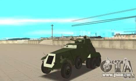 BTR BA-11 pour GTA San Andreas