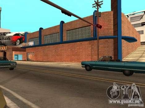 Neue Transfender in Los Santos. für GTA San Andreas zweiten Screenshot