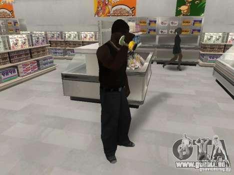 Reality GTA v2.0 pour GTA San Andreas cinquième écran