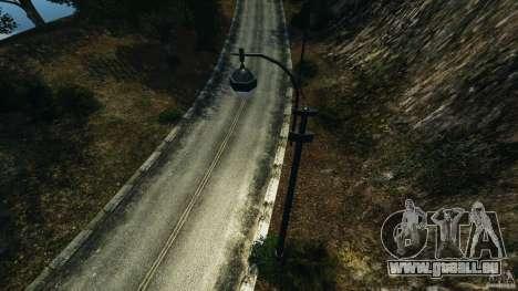 Codename Clockwork Mount v0.0.5 pour GTA 4 sixième écran