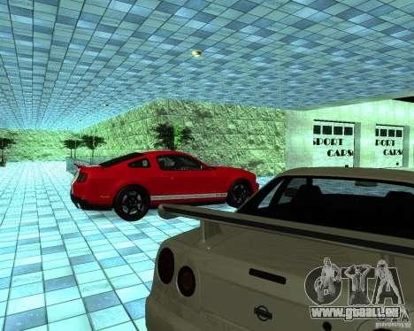 HD Motor Show pour GTA San Andreas huitième écran