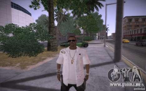 Mes paramètres ENB v2 pour GTA San Andreas cinquième écran