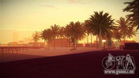 HD Trees pour GTA San Andreas cinquième écran