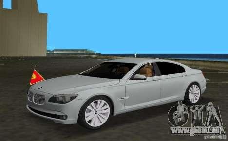 BMW 750 Li für GTA Vice City