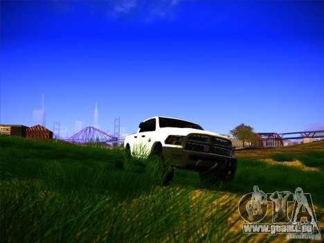 Dodge Ram Heavy Duty 2500 pour GTA San Andreas