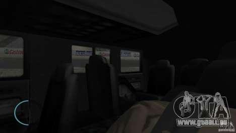 NEW Fire Truck pour GTA 4 est un côté