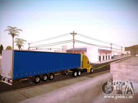 Freightliner Century Classic pour GTA San Andreas vue de droite