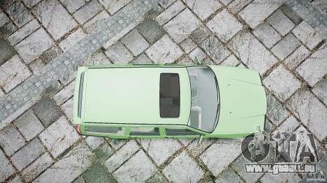 Volvo 850 Turbo 1996 für GTA 4 Unteransicht