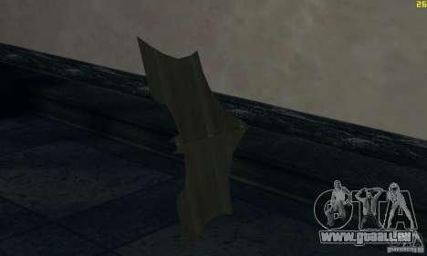 Betarang pour GTA San Andreas deuxième écran