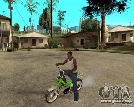 Mustang Mamba pour GTA San Andreas