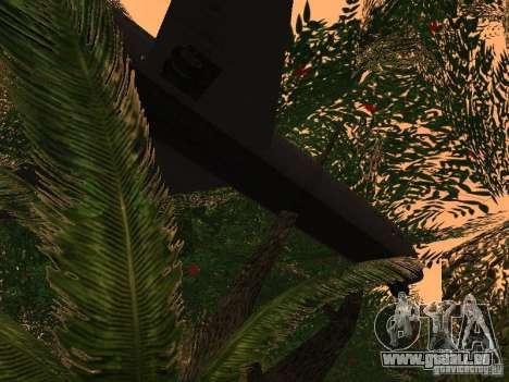 Das Geheimnis der tropischen Inseln für GTA San Andreas sechsten Screenshot