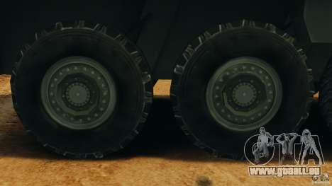 Stryker M1128 Mobile Gun System v1.0 für GTA 4 Seitenansicht