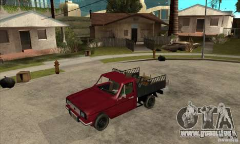 Anadol Pickup für GTA San Andreas