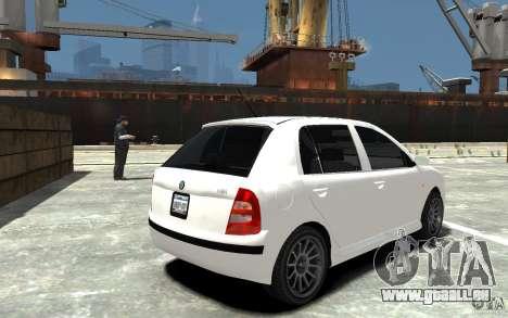 Skoda Fabia für GTA 4 rechte Ansicht