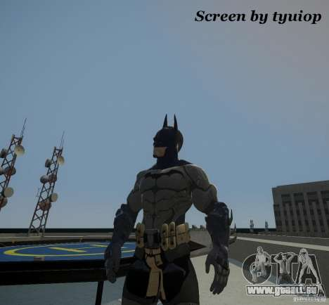 Batman: The Dark Knight pour GTA 4