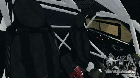Mitsubishi Montero EVO MPR11 2005 v1.0 [EPM] pour GTA 4 est une vue de l'intérieur