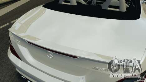 Mercedes-Benz SLK 2012 v1.0 [RIV] für GTA 4 Innen