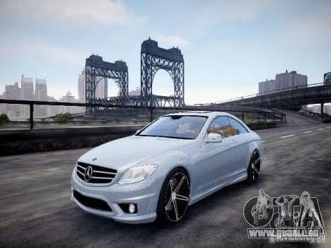 Mercedes-Benz CL65 AMG pour GTA 4