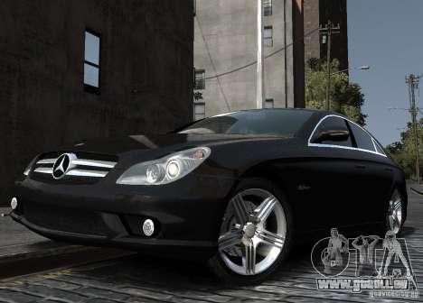 Mercedes-Benz CLS 63 AMG für GTA 4 rechte Ansicht
